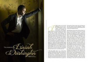 Isaiah Washington