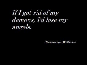 Cute Tennessee Williams Quote