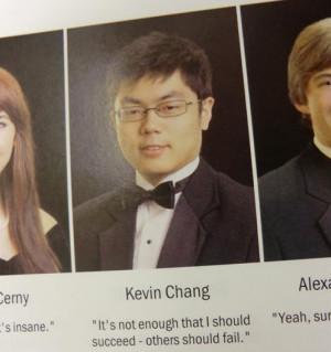 High School Senior Yearbook Photos