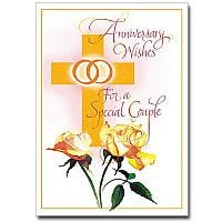 anniversary wishes wedding anniversary card $ 1 79