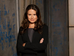 """Katie Lowes stars as """"Quinn Perkins"""" on ScandalMemorable moment: I ..."""