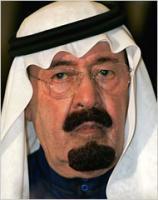 Abdullah of Saudi Arabia's Profile