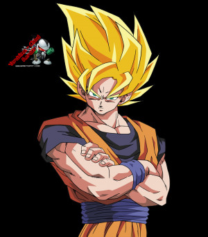 Dragon Ball Z Goku Image