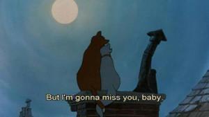 love, movie, movie quote, quote, the aristo cats