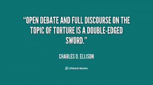 Quotes About Debate