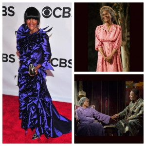 Cicely Tyson Patina Miller Billy Porter And Courtney B Vance Win