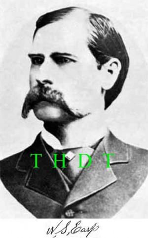 Wyatt Earp Photo Printed