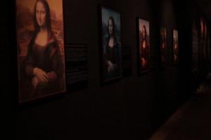 Art Gallery of State Fine Art Museum in Kazan, Tatarstan Republic