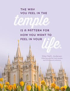 ... april 2014 general conference temple sealings lds temple quotes