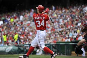 Washington Nationals Stat Shot: Bryce Harper Is Hot.