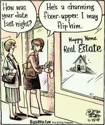 Starting to talk in real estate. Lol More