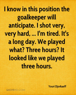 Quotes About Soccer Goalie Keepers Quotes About Soccer Goal