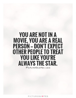 Movie Quotes Reality Quotes Star Quotes