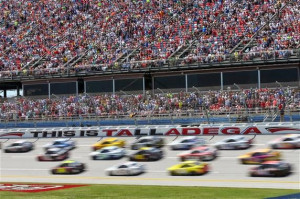 Everyone feels they have a chance to win this week at Talladega