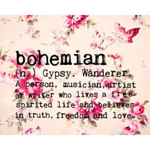 Bohemian on Polyvore, Ohhh so it's like gypsy... I liked gypsy tops ...