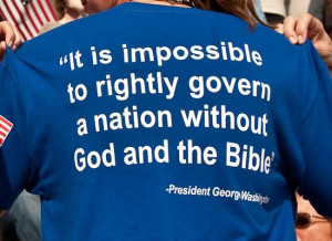 Here's that clip of John Hagee using this fake quote on your show, Mr ...
