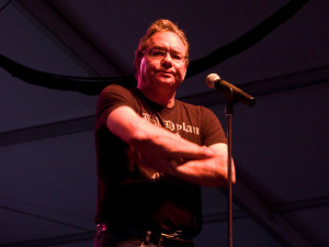Quote: Lewis Black: Health Care Should Not Be A Profit Institution