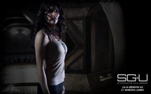 Tags: interview , Julia Benson , SGU , Stargate Universe