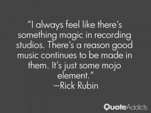 Rick Rubin Quotes