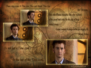 Sad Doctor Wallpaper by floffy1983