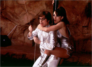40. Austin Powers: International Man of Mystery (1997) Memorable quote ...