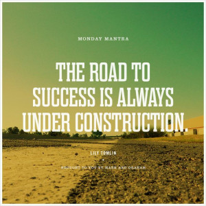 Related Pictures funny quotes road success always under construction
