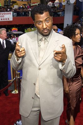 Malcolm D. Lee at event of Undercover Brother (2002)