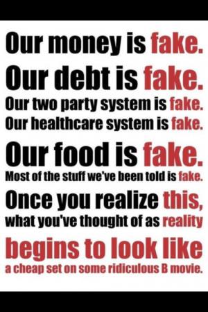 speakofinsanity:So what's real?