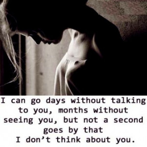 you months without seeing thinking of you quotes for him thinking of