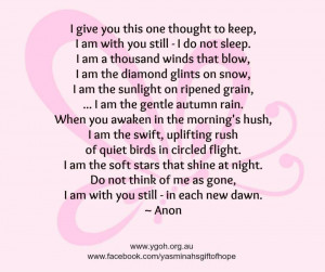 Grief Poems and Quotes