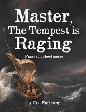 Master the Tempest is Raging Sheet Music