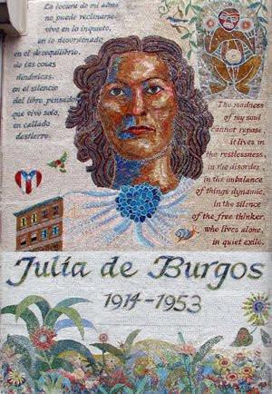 La faceta revolucionaria y feminista de Julia de Burgos