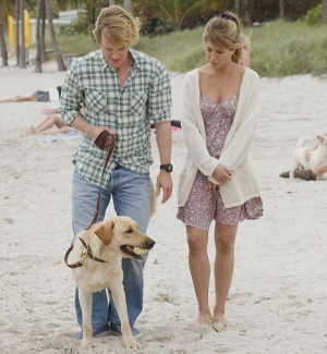 The close bond owners share with their pets is explored in the movie ...