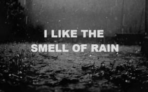 quotes, rain, text