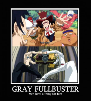 Fairy Tail - Gray Fullbuster... by ChibiDraws4ever