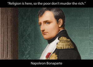 nepoleon #bonaparte #quote #religion