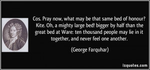 george farquhar quotes crimes like virtues are their own rewards ...