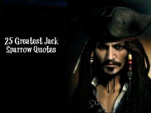 Jack Sparrow Quotes HD Wallpaper 2