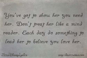 disney # love quotes # amy adams # enchanted # love # songs # lyrics
