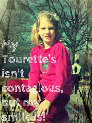 Tourette Syndrome awareness in pictures, part 2