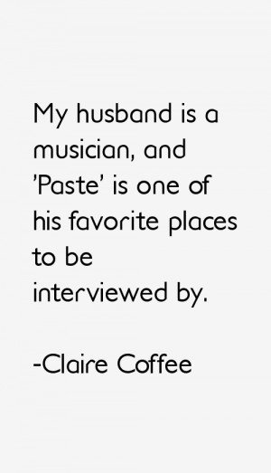 My husband is a musician, and 'Paste' is one of his favorite places to ...