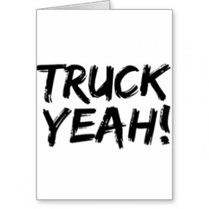 Funny Trucker Cards & More