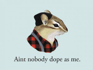 Fashion Style Animals With Funny Quotes (28 pics)