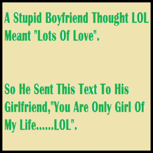 Stupid Boyfriend