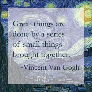 Van Gogh Quotes
