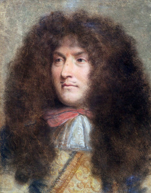 Louis XIV, aka Louis the Great or Sun King