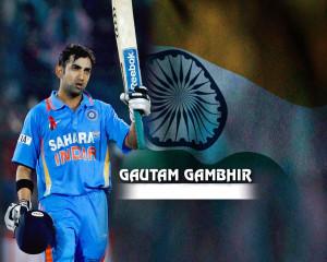 Gautam Gambhir 540x432 Gautam Gambhir