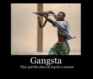 Funny Gangster (6)
