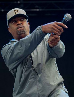 Chuck D of Public Enemy on The Arsenio Hall Show (Video) Interview