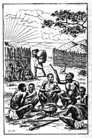 African version of Pilgrim's Progress from 1902